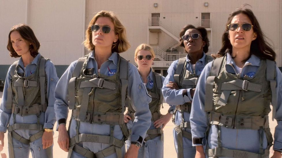 The TV series For All Mankind imagines an alternative, female-friendly history of the space race (Credit: AppleTV+)