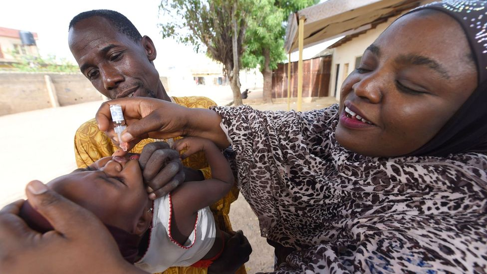 Polio is expected to make a comeback, despite a multi-billion dollar effort to make it extinct (Credit: Getty Images)