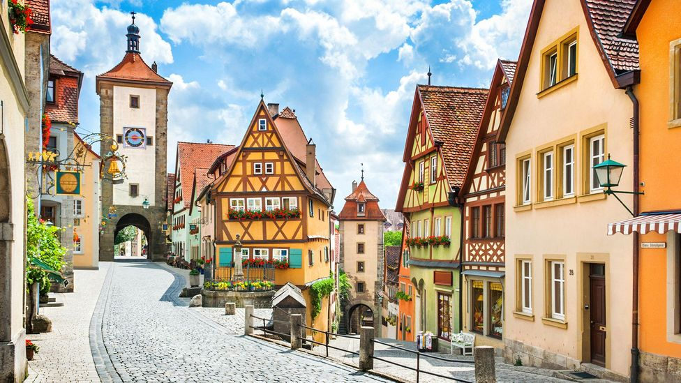 At first glance, Germans' trademark tidiness seems to influence most aspects of the country's culture (Credit: bluejayphoto/Getty Images)