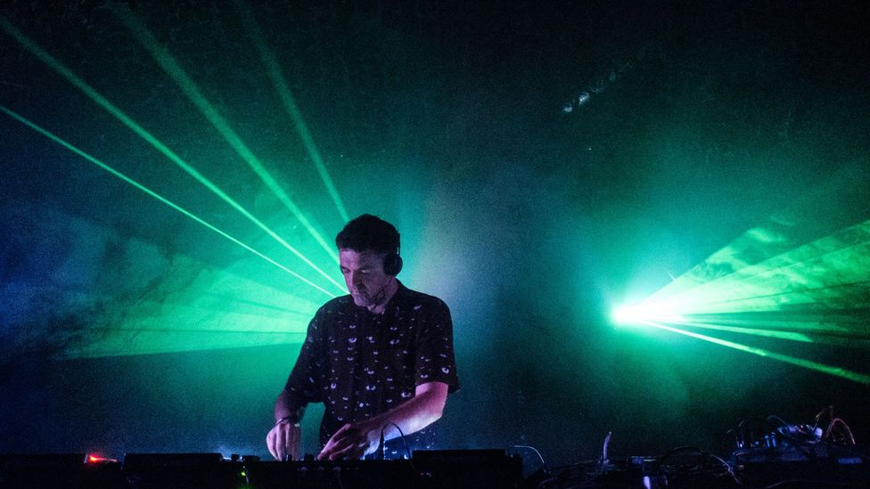 Om Unit is one of a host of new producers to transmute dub's principles into something new, creating cinematic pieces with a dub pulse (Credit: Alamy)