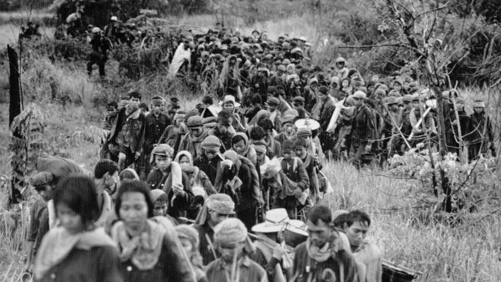 """Khmer refugees in the US often suffer from the fainting sickness kyol goeu, or """"wind overload"""" (Credit: Getty Images)"""
