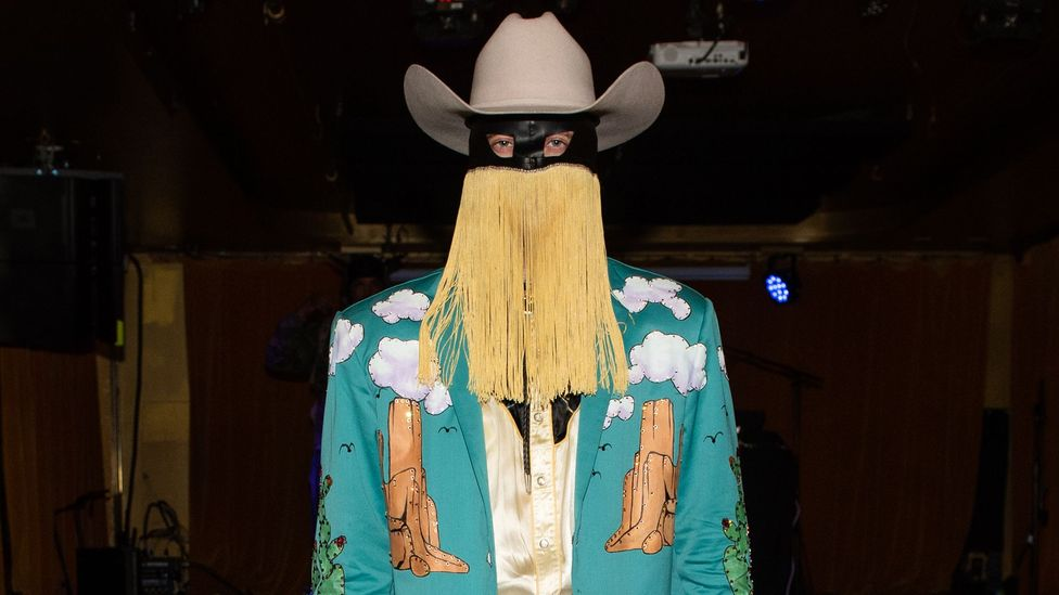 Orville Peck's debut album Pony took the alternative country scene by storm (Credit: Getty Images)