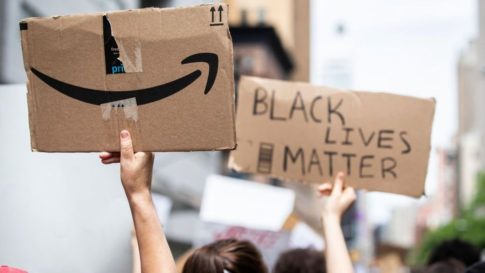 When brands jump to support causes like Black Lives Matter, their track record on things like representation and diversity may not line up with their statements (Credit: Getty)