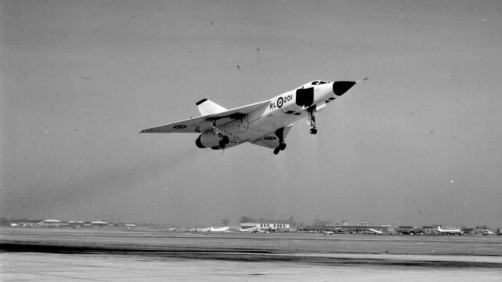 The Arrow was as advanced as any fighter aircraft built by any other nation at the time (Credit: Avro Canada/Canada Aviation and Space Museum)