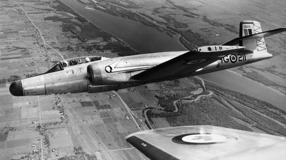 The CF-100 gave Avro's designer valuable experience in building a high-performance jet aircraft (Credit: Avro Canada/Canada Aviation and Space Museum)
