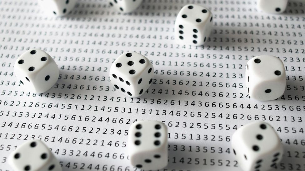 Poker is a game of probability – being able to grasp the role of luck in a winning or losing hand is important for good players (Credit: Alamy)
