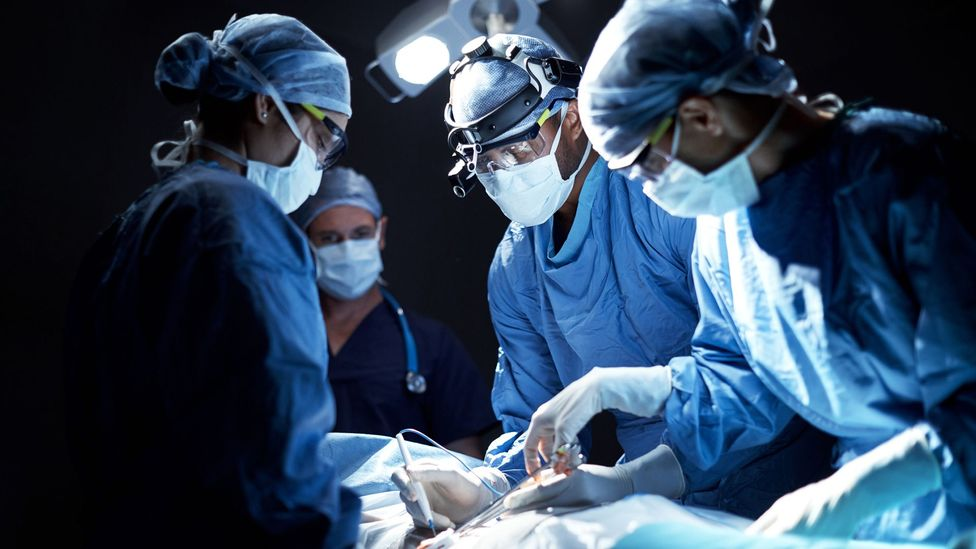 The development of anaesthesia meant surgeries could be carried out at a slower pace, and more complicated procedures could be undertaken (Credit: Getty Images)