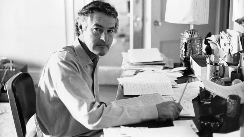 American psychologist and author Timothy Leary was a leading advocate for the use of LSD (Credit: Images Press/Getty Images)