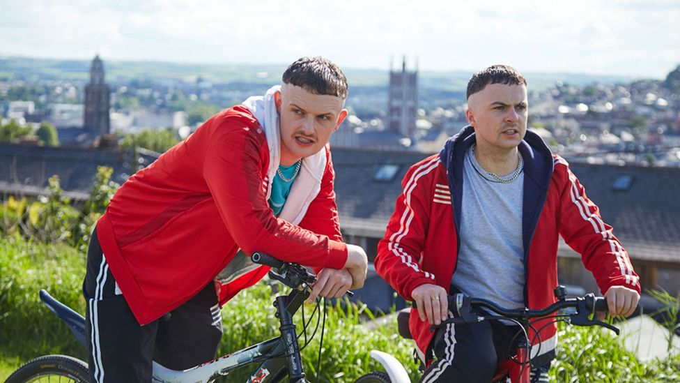 The Young Offenders (Credit: BBC Three)
