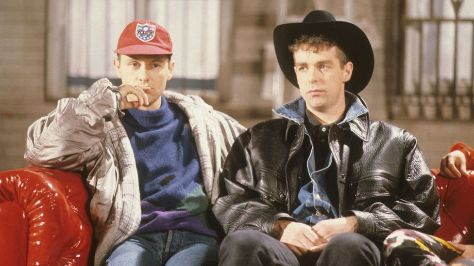 Pet Shop Boys were instrumental in Springfield's comeback, collaborating with her on single What Have I Done to Deserve This? and part-producing 1990's Reputation (Credit: Alamy)