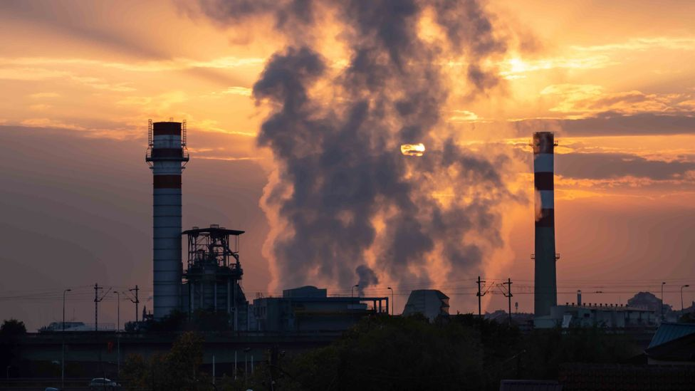 Experts have questioned how much of a role industrial pollution is contributing to Skopje's air problem (Credit: Alamy)