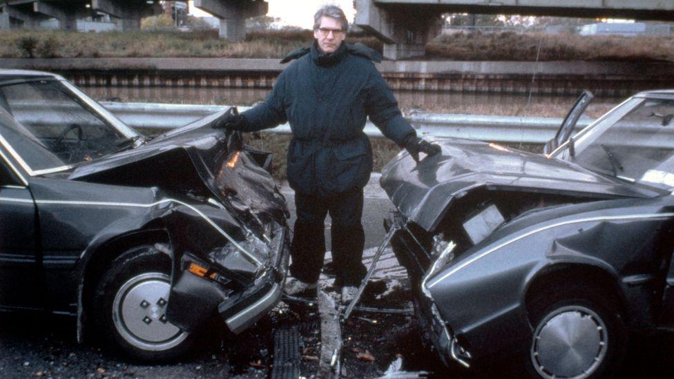 David Cronenberg adapted JG Ballard's novel Crash into a film in 1996 (Credit: Getty Images)