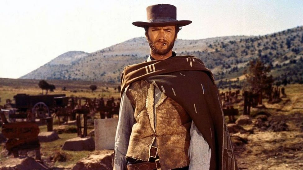 A Fistful of Dollars starred Clint Eastwood in his first leading role, after actors including Henry Fonda and Charles Bronson turned it down (Credit: Constantin Film)