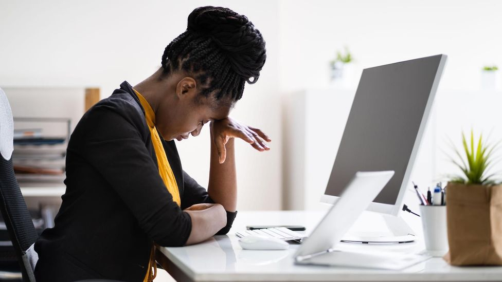 Perfectionism can equate to burnout and stress, since expecting the impossible may mean setting yourself up for failure – at work or otherwise (Credit: Alamy)