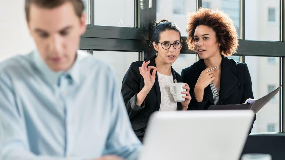 Perfectionism can  negatively affect the workplace environment, alienate colleagues and make it harder for teams to get along (Credit: Alamy)
