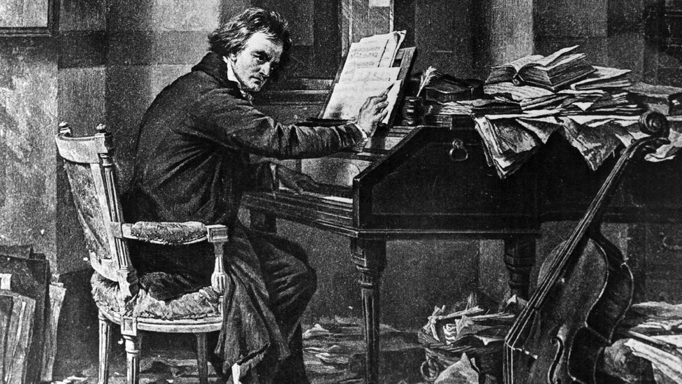 Beethoven's Heiliger Dankgesang alternates slow sections with faster sections, representing periods of illness and health (Credit: Getty Images)