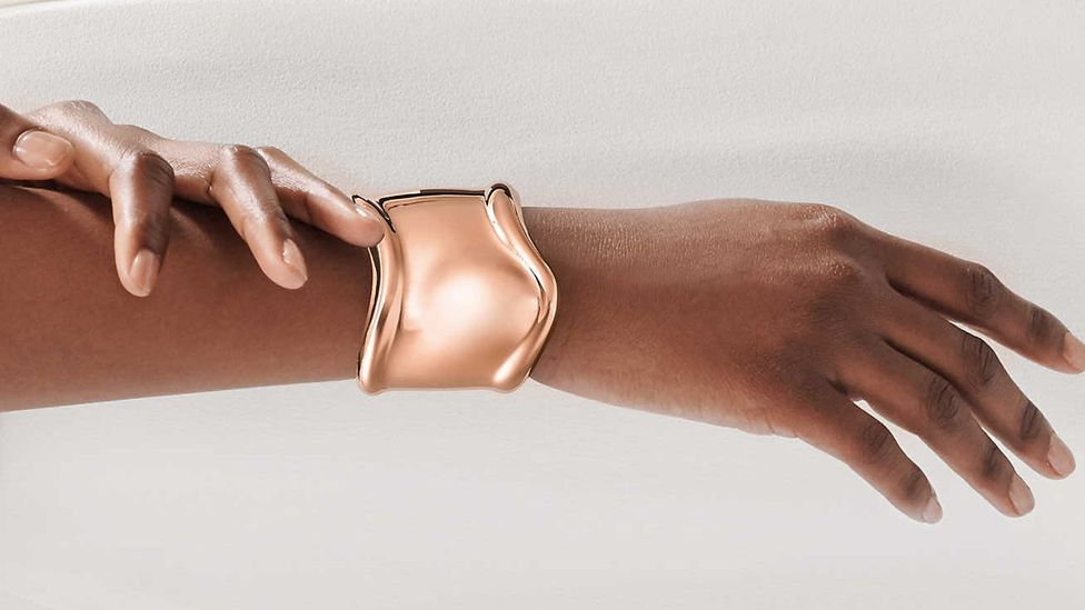 Elsa Peretti Bone cuff by Tiffany