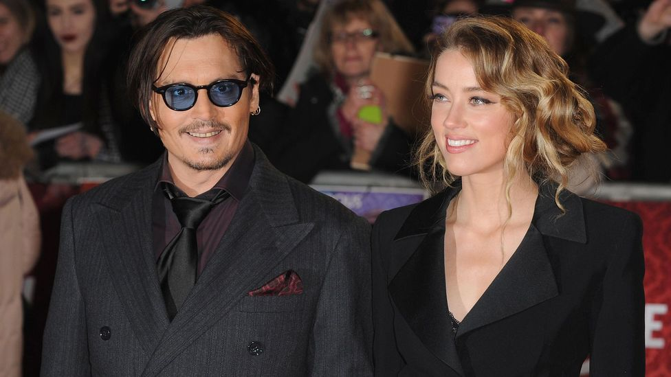 If the attention given to the libel trial involving Johnny Depp and Amber Heard is anything to go by, interest in celebrities remains undimmed (Credit: Alamy)