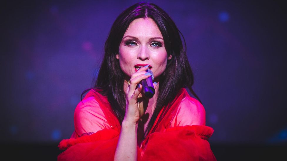 British popstar Sophie Ellis-Bextor had a lockdown hit with her 'Kitchen Disco' performances (Credit: Alamy)