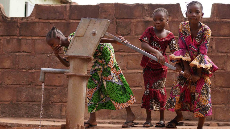 Boreholes typically run around six metres deep to access the groundwater supply (Credit: Alamy)