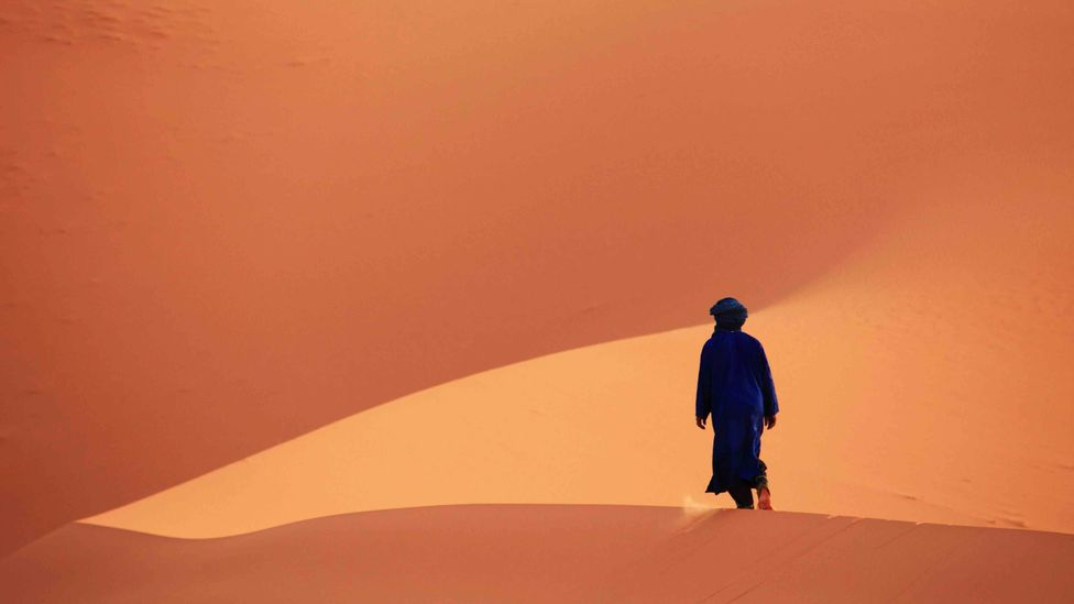 In the Malian Sahara Desert, a lack of water fuels community discord (Credit: Alamy)
