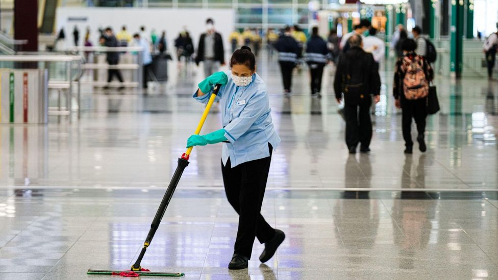 Those who fly will find cleaner airports and potentially more contactless travel solutions