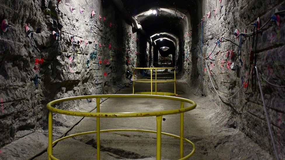 Finland is also working on ways to try and warn future generations about a nuclear waste site it plans to build (Credit: Getty Images)