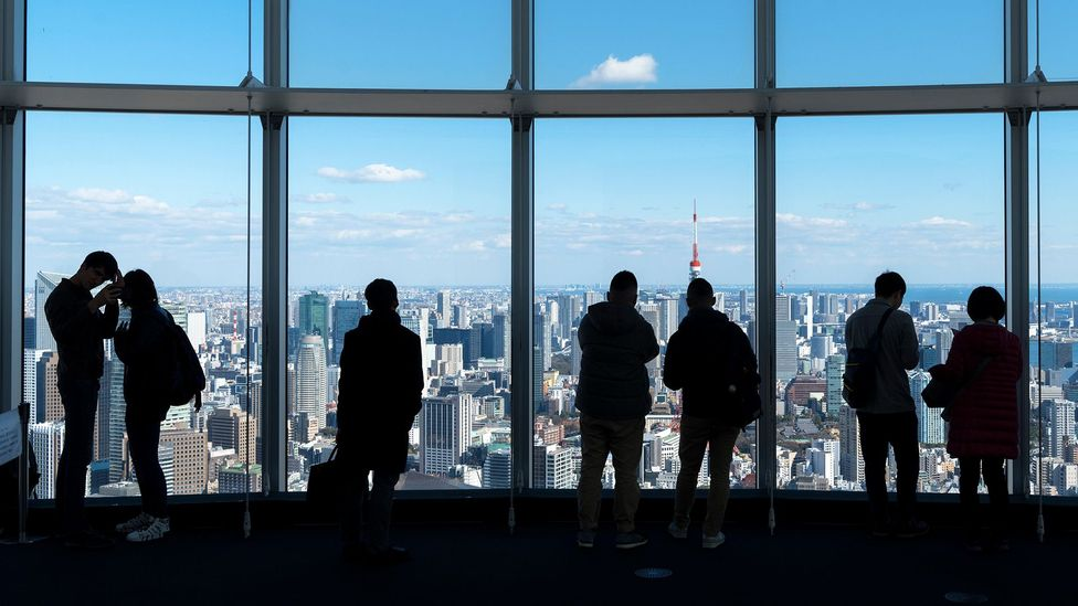 The wakaresaseya industry in Japan is widely regarded as seedy, with many of those hired working in the shadows without operating licences (Credit: Alamy)
