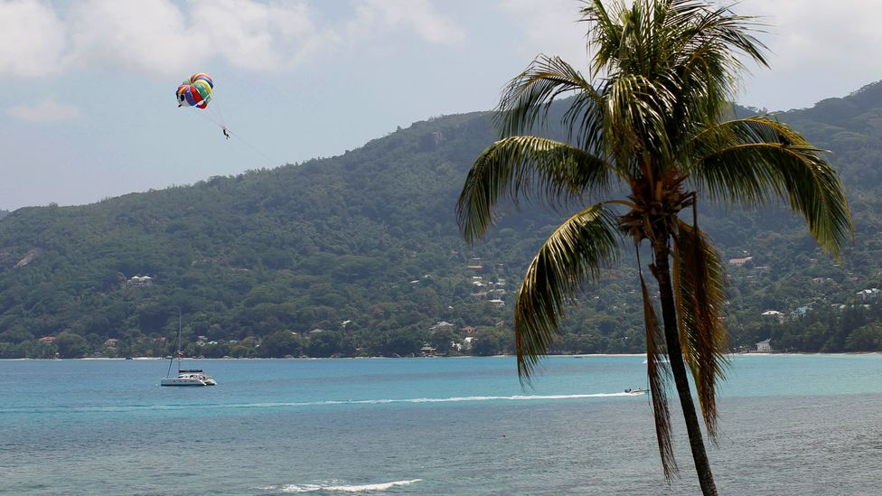 The Seychelles is a popular destination for honeymooners and high-end tourists, on whom a large proportion of the economy depends (Credit: Reuters)