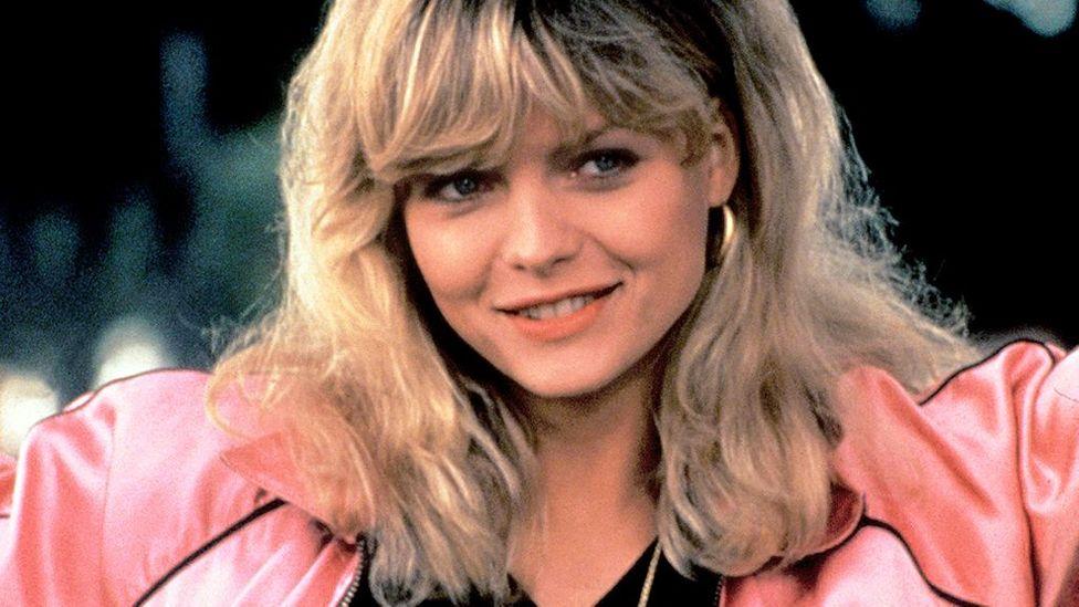 Michelle Pfeiffer in Grease 2