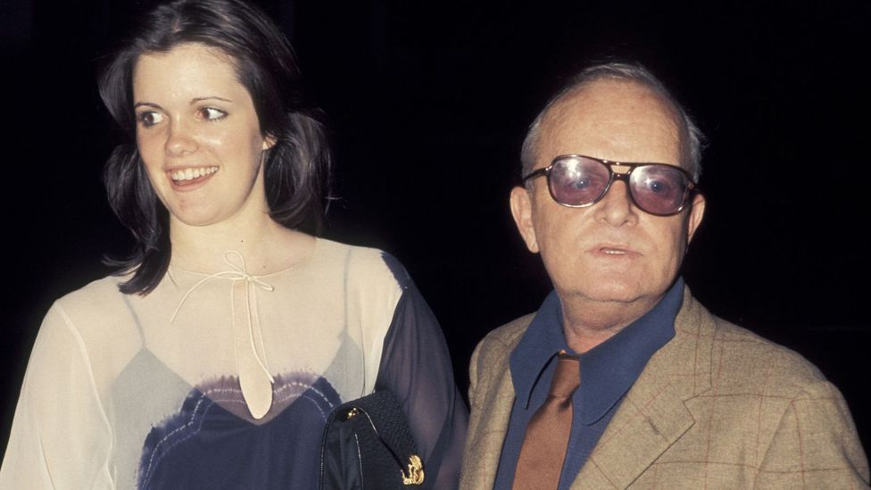 Truman Capote lost several friends when he wrote thinly-veiled accounts of their personal affairs in Esquire magazine (Credit: Getty Images)