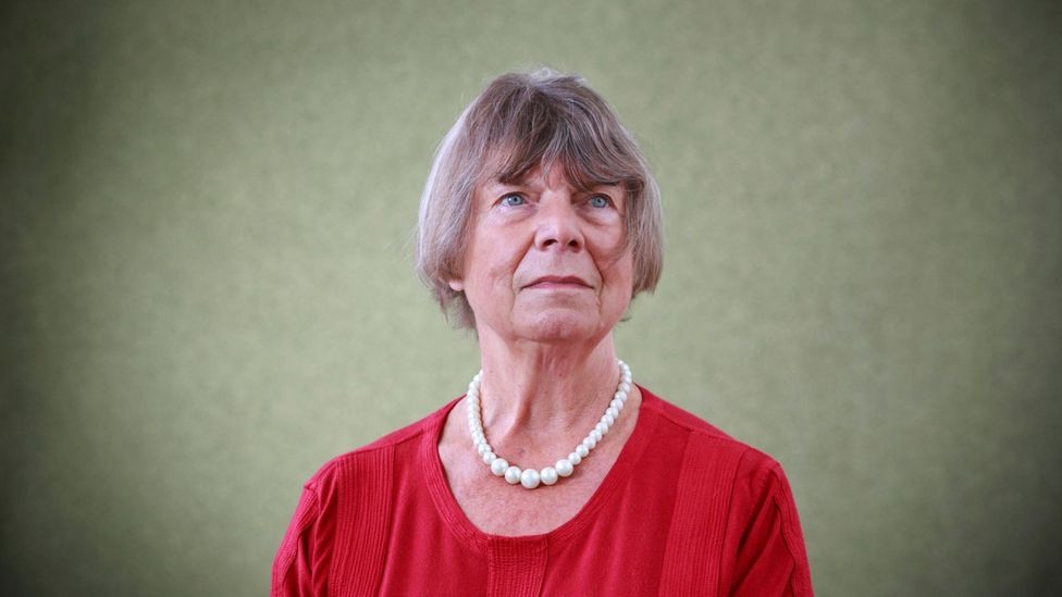 Novelist sisters Margaret Drabble (pictured) and AS Byatt's cool relationship has lasted most of their adult life, driven by a competitive rivalry (Credit: Alamy)