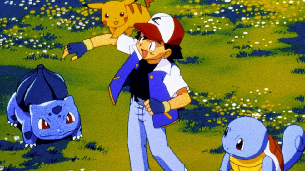 Pokémon: The Japanese game that went viral - BBC Culture