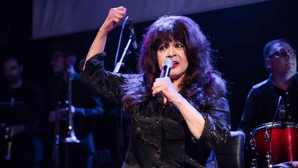 Ronnie Spector has continued to flourish as a musician through the decades, despite her ex-husband Phil Spector's attempts to sabotage her career (Credit: Alamy)