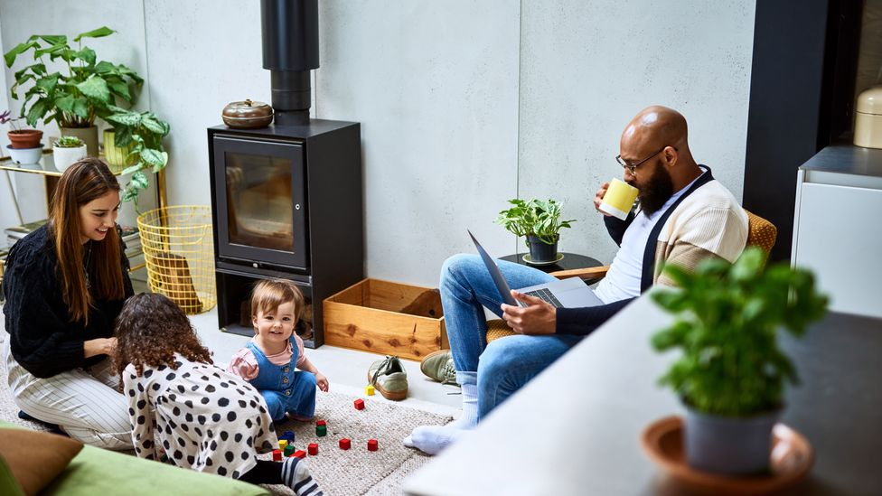 Working from home has greatly improved the work-life balance of some readers (Credit: Getty Images)