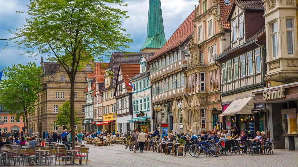 Hamelin, Germany, still looks as though it belongs in a fairy tale (Credit: Gonzalo Azumendi/Getty Images)