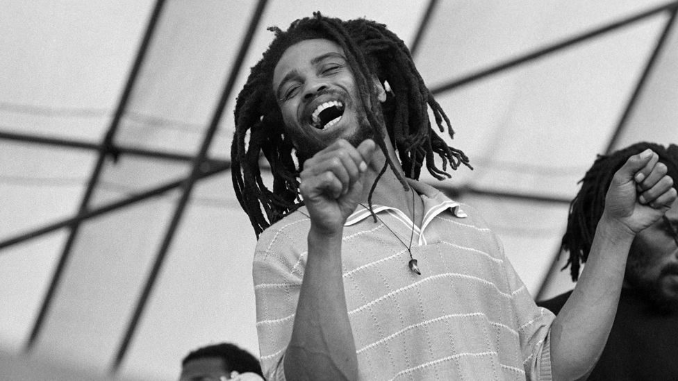 Reggae band Misty in Roots were among the broad range of artists who were part of the movement (Credit: Getty Images)