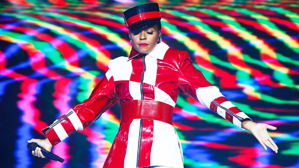 Janelle Monae is among the current generation of musical artists who are outspoken against racism (Credit: Getty Images)