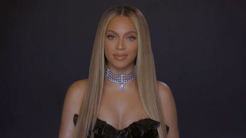 During her recent video address at the BET Awards, Beyoncé dedicated her award to Black Lives Matter protesters (Credit: Getty Images)