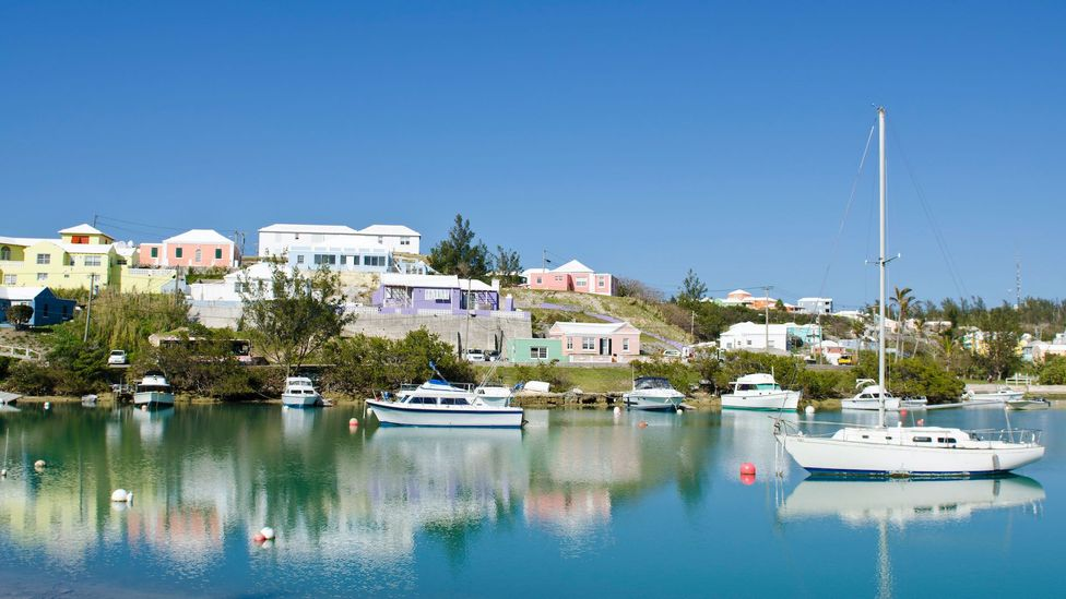 With Bermuda's Work from Bermuda programme, remote workers can get a one-year residential certificate to work – and play – on the island (Credit: Alamy)
