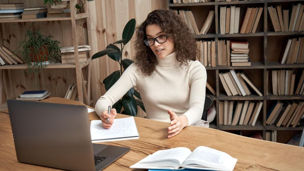 Instead of those with the most dynamic voices in the room, virtual teams informally anoint leaders who actually do the work of getting projects done (Credit: Alamy)
