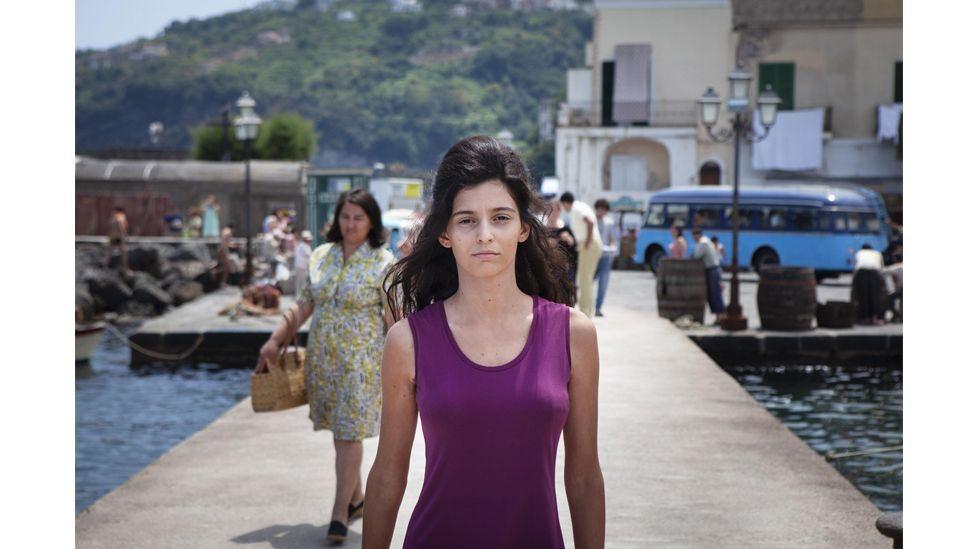 Elena Ferrante's Neapolitan quartet has been adapted into a critically acclaimed HBO TV series (Credit: Alamy)
