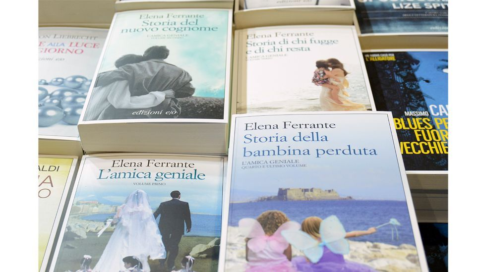 The Neapolitan novels by Ferrante have sold 15 million copies worldwide, in 45 languages (Credit: Getty Images)