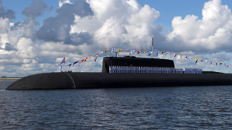 At least eight more nuclear submarines are set to be added to the Northern Fleet in coming years (Credit: Getty Images)