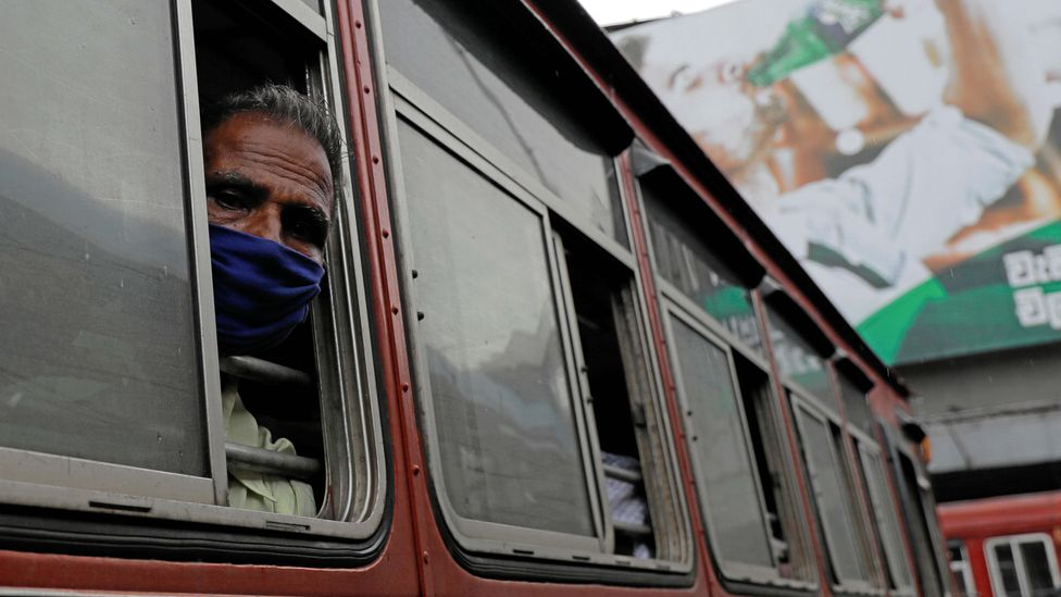 The more ventilation there is in your chosen form of transport, the better (Credit: Reuters)