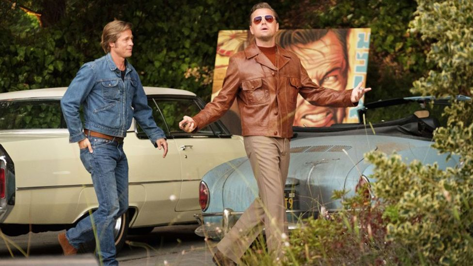 In Quentin Tarantino's Once Upon a Time... in Hollywood, a tribute to the final years of Hollywood's golden age, Brad Pitt's character lives next to a drive-in cinema