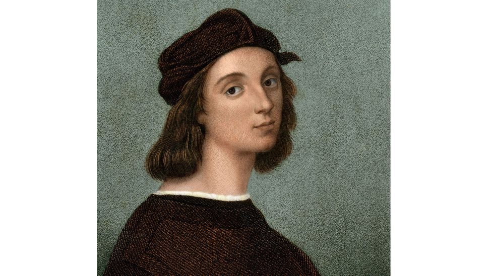 Raphael was in his mid-20s when Pope Julius II asked him to paint a fresco in the Vatican (Credit: Alamy)