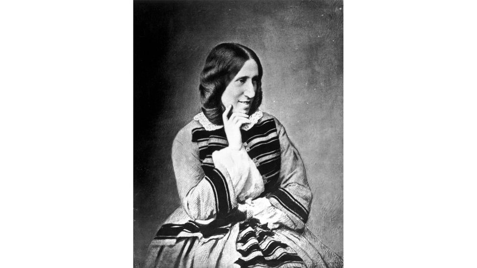 George Eliot initially adopted a pen name because she wanted her work to be judged free from the scandal of her status as a 'fallen woman' (Credit: Getty Images)