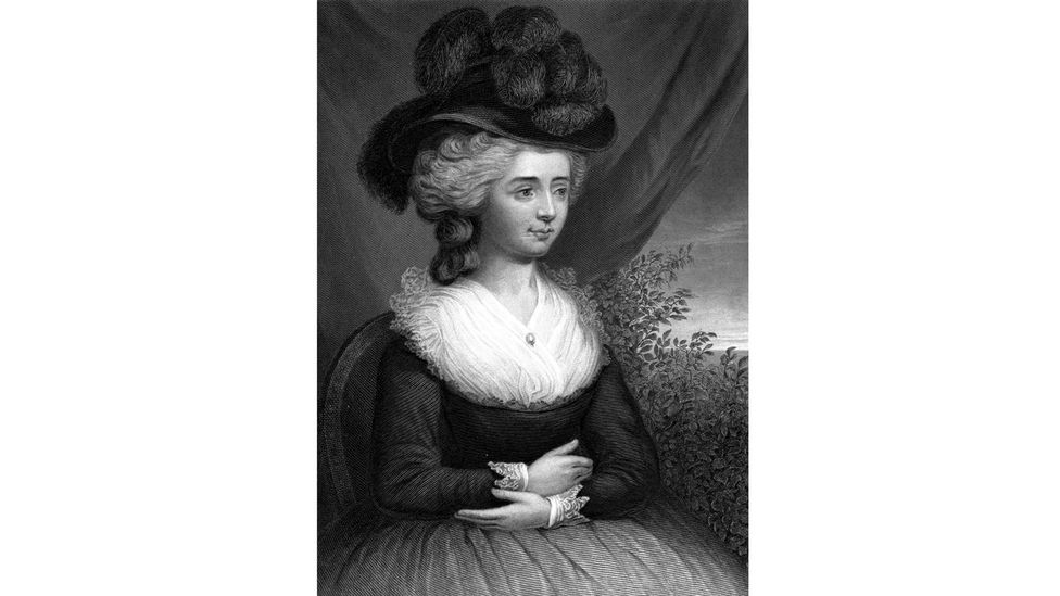 Many female writers – such as the 18th-Century satirical novelist Frances Burney (pictured) – found success writing under their own names (Credit: Alamy)