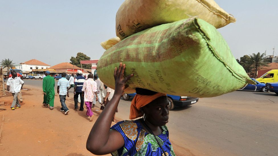 Evidence from trials in the impoverished African country of Guinea-Bissau showed vaccines often conferred protection against other diseases (Credit: Getty Images)
